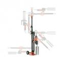 Ümmarguste avade puurimistööd 16-650 mm